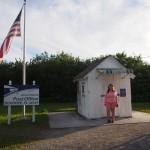 nejmenší pošta USA v Ochopee